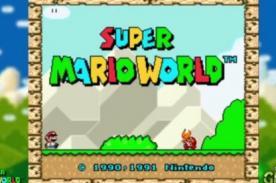 Super Mario World: Descubren nuevos trucos 24 años después [VIDEO]