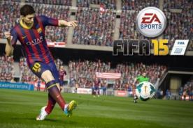 Mira el nuevo tráiler de FIFA 15 - VIDEO