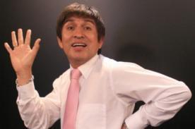 Fernando Armas  se vacila de Johanna San Miguel tras ampay con 'chibolo'