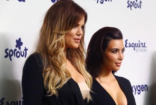 Hermanas Kardashian se enfrentan por tener el derriére más grande