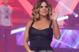 Johanna San Miguel explota y deja el set de Esto es Guerra en vivo - VIDEO