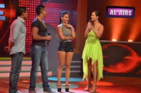 ¡Katty García despotricó feo contra fans e integrantes de Combate! - FOTO