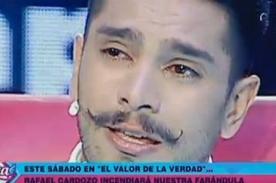 El Valor de La Verdad: ¿Rafael Cardozo le fue infiel a Cachaza con Tilsa Lozano?
