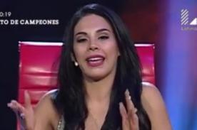 ¿Gino Assereto se 'colgó' de Stephanie Valenzuela para entrar a la TV? - VIDEO