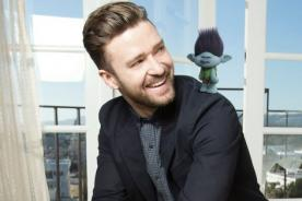 Justin Timberlake estrena 'Can't Stop The Feeling' - Audio
