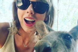 Taylor Swift se habría hecho un nuevo aumento de busto