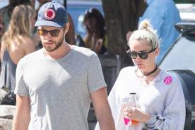 Esto hace Miley Cyrus para que Liam Hemsworth la acepte