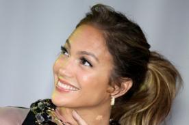 Jennifer Lopez enseñó más de la cuenta en pleno ensayo