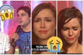 Esto Es Guerra: Nicola Porcella de da tremenda lección a Paloma Fiuza y ella termina llorando