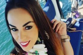 Aída Martínez muestra todos sus atributos con estas fotazos en Instagram - FOTO