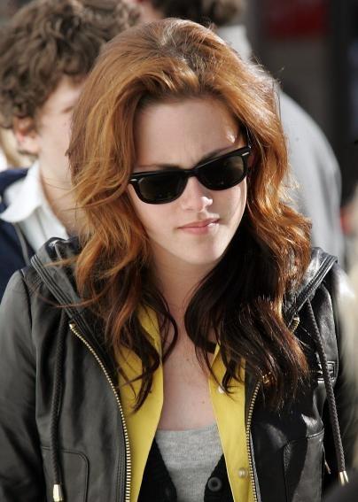 Kristen Stewart la número uno entre la actrices menores de 30 años