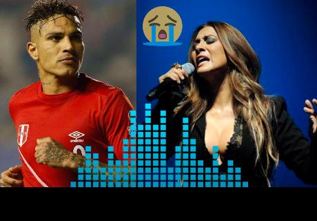 Canción de Myriam Hernández a Paolo Guerrero es sensación en Facebook