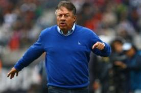 Fútbol peruano: Por el momento Edgar Ospina no asumirá Inti Gas