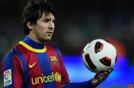 Lionel Messi tendrá una línea de vinos con su nombre