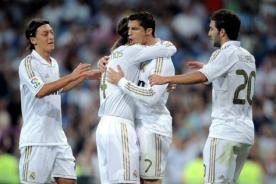 Video del Rayo Vallecano vs Real Madrid (0-1) - Liga española