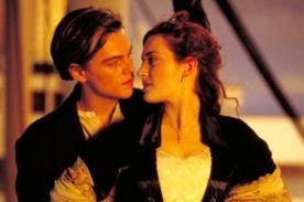 Kate Winslet revela que la canción de Titanic le da ganas de vomitar
