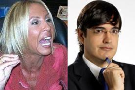 Laura Bozzo a Jaime Bayly: Eres un pobre diablo