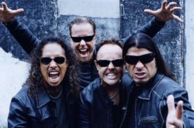 Metallica inició su gira mundial 2012