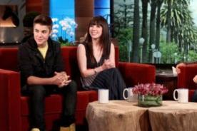 Justin Bieber y Carly Rae Jepsen: Escucha un adelanto de Beautiful