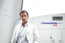 Creamfields Perú 2012: Armin van Buuren, el headliner del festival