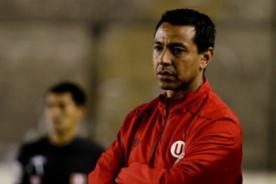 Universitario: Nolberto Solano se juega la Sudamericana ante San Martín