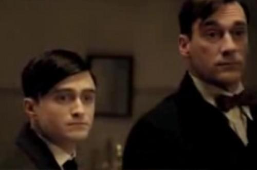 Video: Daniel Radcliffe estelariza la miniserie 'A Young Doctor's Notebook'