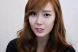Video: Jessica de Girls Generation (SNSD) envía saludos a sus fans