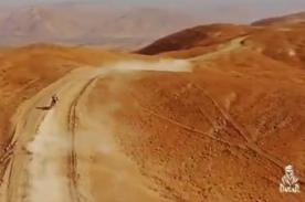 Video: Espectacular trailer del rally Dakar 2013 con paisajes peruanos