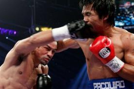 Manny Pacquiao tendría principios de Parkinson - Box