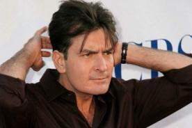 Charlie Sheen donó gran suma de dinero para funeral de paparazzi