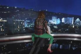 Video: Nicole Kidman le realiza sensual baile a conductor de televisión