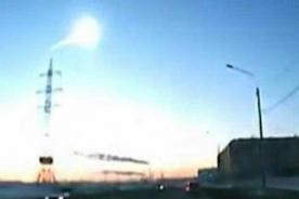 EEUU: Reportan paso de meteorito en San Francisco