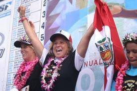 Sofía Mulanovich anuncia su retiro definitivo del surf este año