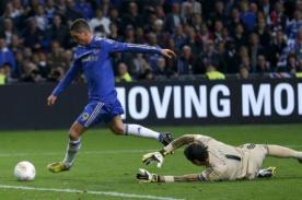 Fernando Torres se convierte en el creador del salto de la victoria