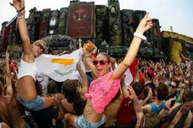 Tomorrowland 2013: En vivo transmisión por internet (Día 3)