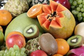 Conoce las frutas que te hacen subir de peso