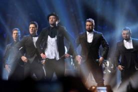 N'Sync tuvo diferencias con Justin Timberlake durante los MTV VMA 2013