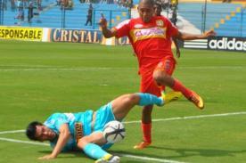 Sporting Cristal vs Sport Huancayo en vivo (1-0): Minuto a minuto – Descentralizado 2013