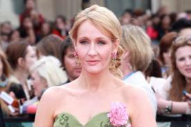 J.K Rowling anuncia nuevas películas relacionada a Harry Potter