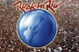 YouTube en vivo: Iron Maiden en el Rock in Rio 2013