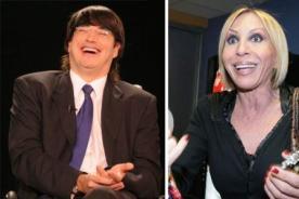 Jaime Bayly llama 'caimán' a Laura Bozzo