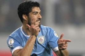 Eliminatorias Brasil 2014: Luis Suárez se consagró como máximo goleador