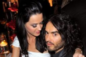 Katy Perry: Ex esposo confesó haber tenido sexo con un hombre