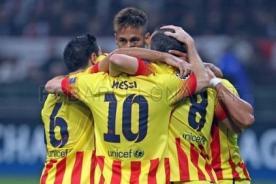 Champions League: Barcelona vs Milan - en vivo por ESPN