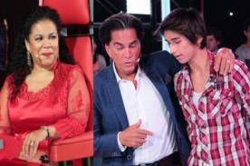 La Voz Perú: Eva Ayllón se emociona y coquetea con Daniel Lazo - Video