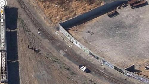 Imagen de Google Maps aparece cadáver de joven asesinado - FOTO