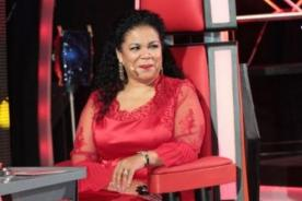 La Voz Perú: Eva Ayllón califica de 'excitante' presentación - Video