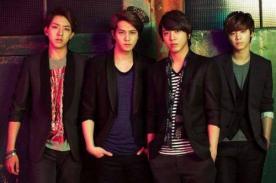 CNBLUE brindará concierto en Lima