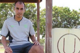 Universitario: Rainer Torres elogia el trabajo de Ángel Comizzo