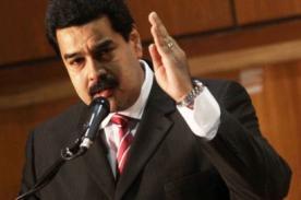 Venezuela: Nicolás Maduro publica un mensaje de Paz por San Valentín
